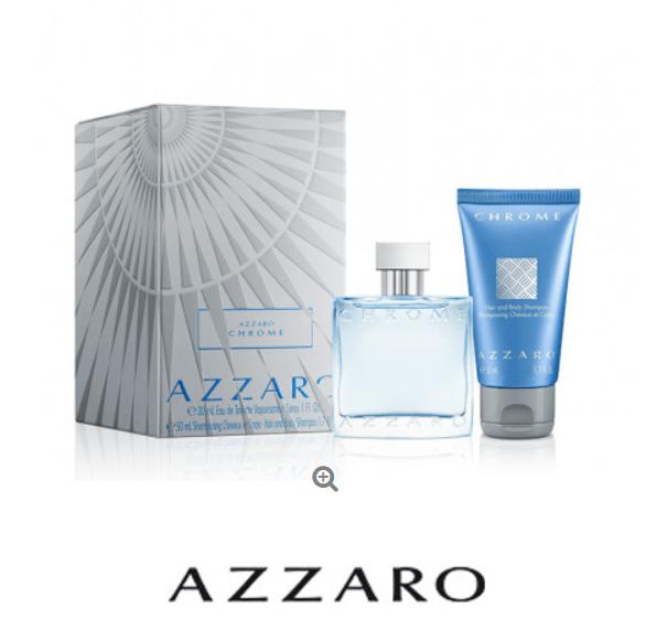 Read more about the article Bon plan sur le coffret Chrome Azzaro