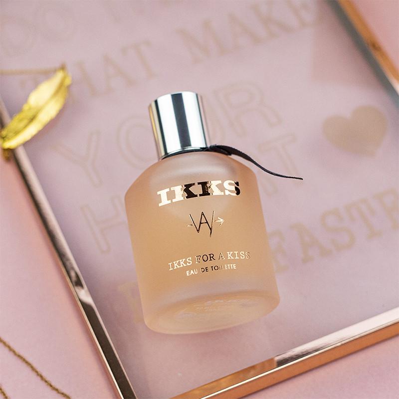 Bon plan sur le parfum IKKS For a Kiss