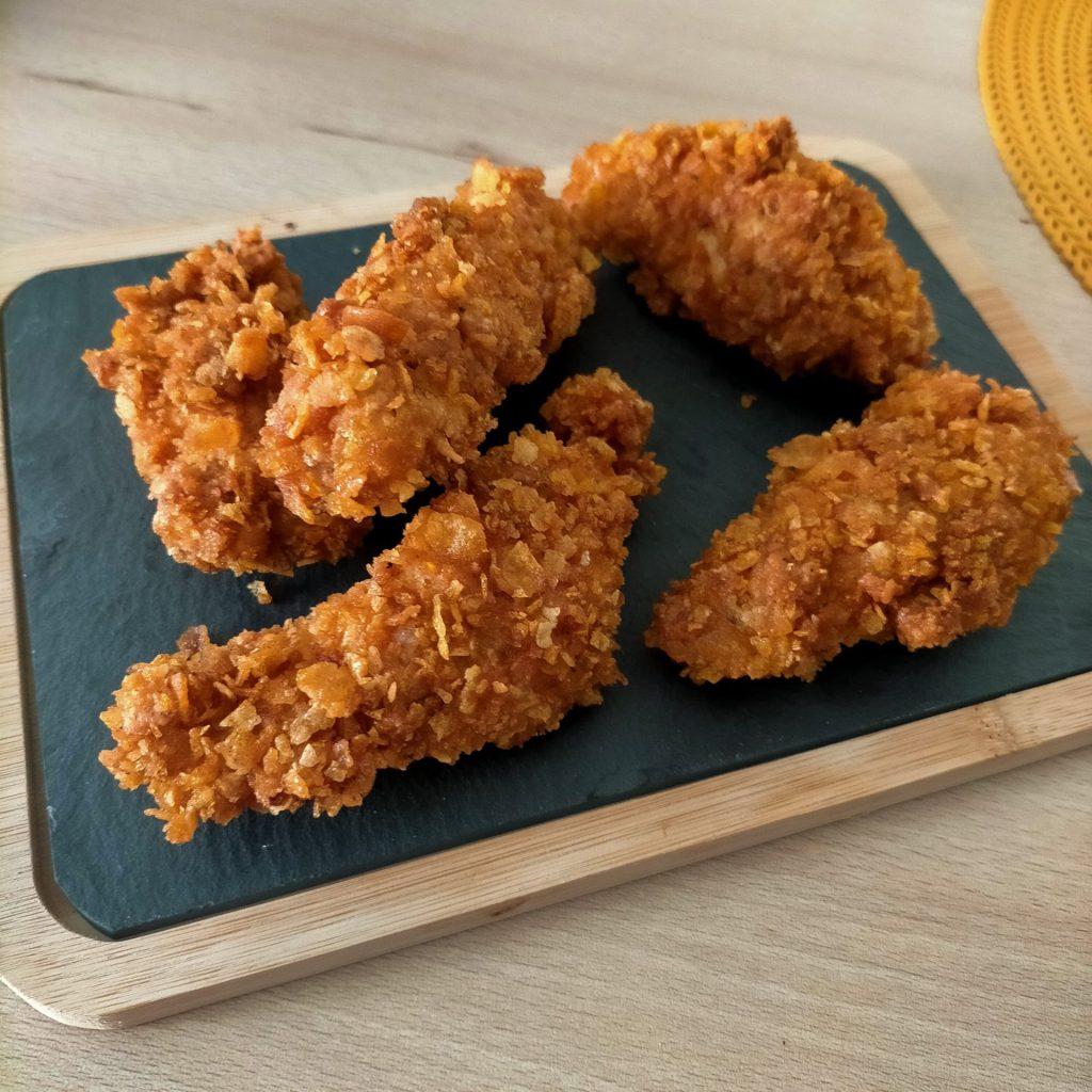 Tenders au poulet façon KFC