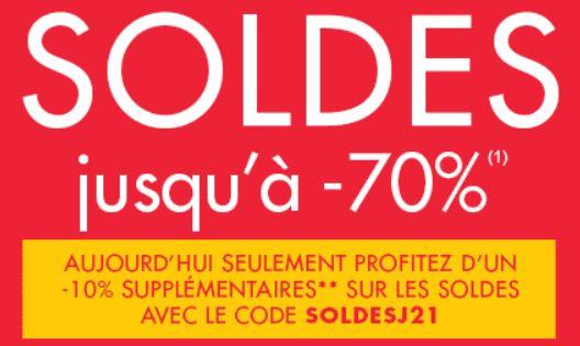 Read more about the article Code promo sur les soldes Kiabi