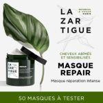 Testezle Masque Réparation Intense de Lazartigue