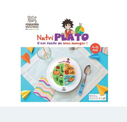 Read more about the article Commander gratuitement votre plateau Nutriplato