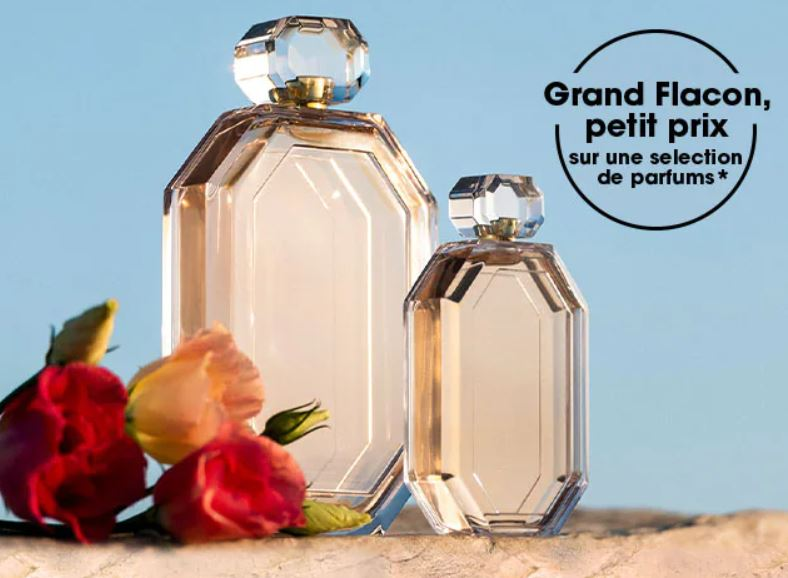 You are currently viewing Grand flacon = petit prix chez Sephora