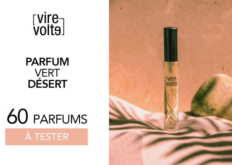 You are currently viewing Test gratuit parfum Vert Désert