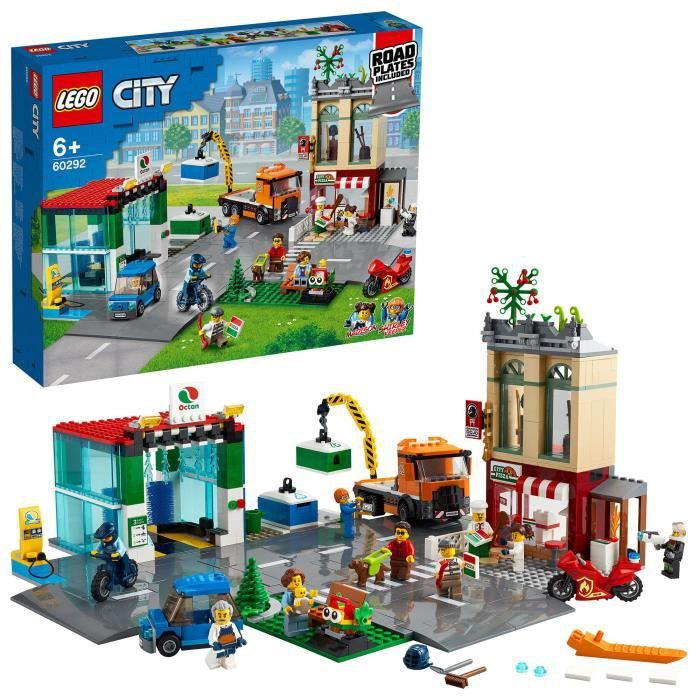 Read more about the article Opération LEGO® City & Friends