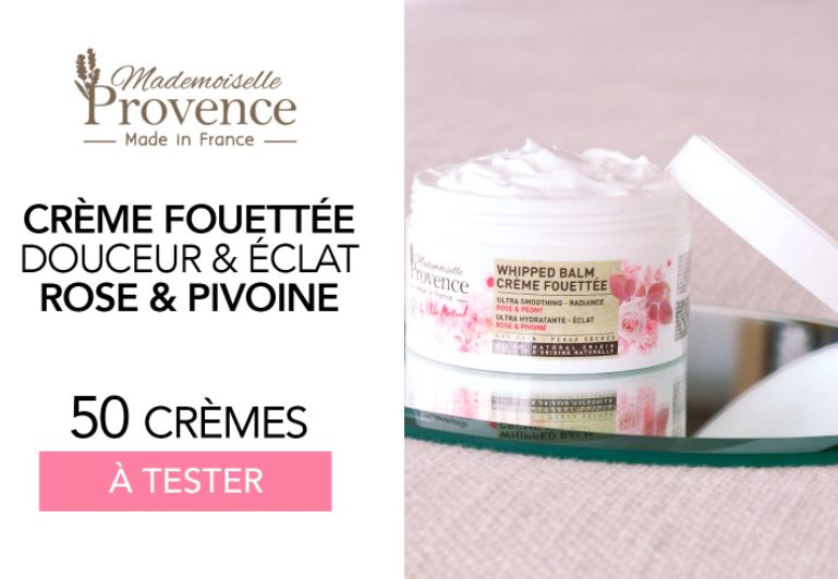 You are currently viewing Test gratuit Crème Fouettée Corps Ultra Hydratante – Rose & Pivoine