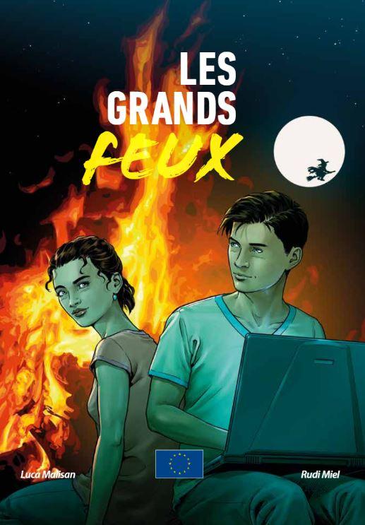 Read more about the article Gratuit : livre Les grands feux