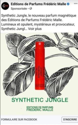 échantillon de Synthetic Jungle