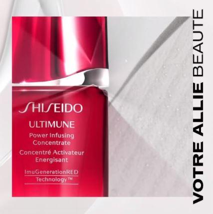 Read more about the article Echantillon gratuit : sérum Ultimune Shiseido