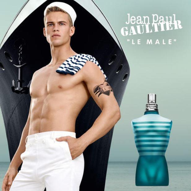Read more about the article Echantillon gratuit Jean-Paul Gaultier «Le Male»