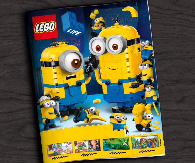 You are currently viewing Gratuit : Abonnement au magazine LEGO life