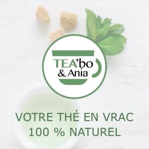 Tea'bo & Ania cadeaux fête des mères thés bio