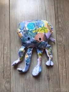 Idées Do It Yourself couture peluches poulpe pour enfants