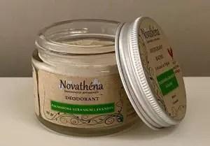 Déodorant naturel huile végétale de coco