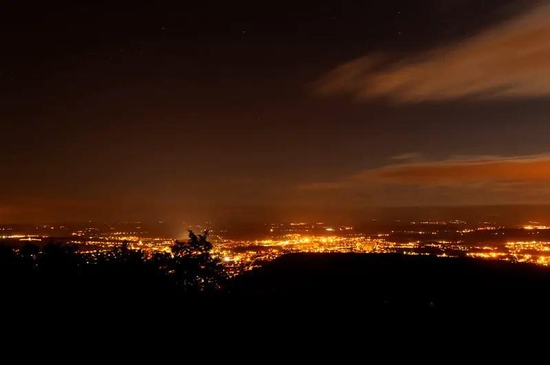 Qu'est-ce que la pollution lumineuse ?