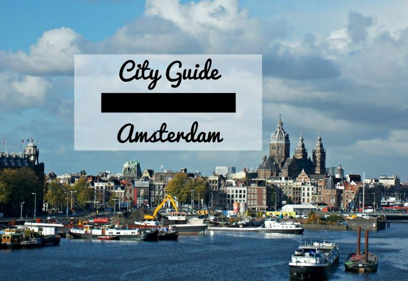 City-Guide Amsterdam