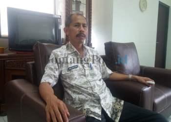 LIBATKAN : Kepala Dissos-P3M Abdu Safa Muha menepis tudingan tidak melibatkan kelurahan dalam pendataan PKH.(ADIEL KUNDHARA/BONTANG POST)