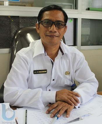 dr Bahauddin(DOK/BONTANG POST)
