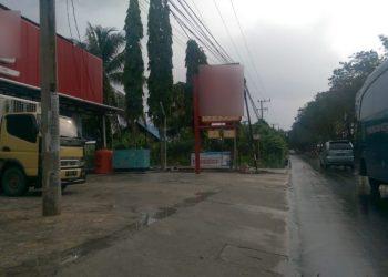 Ilustrasi, Salah satu minimarket yang ada di Jalan Awang Long, Kelurahan Bontang Baru. (Arsyad/Bontangpost.id)