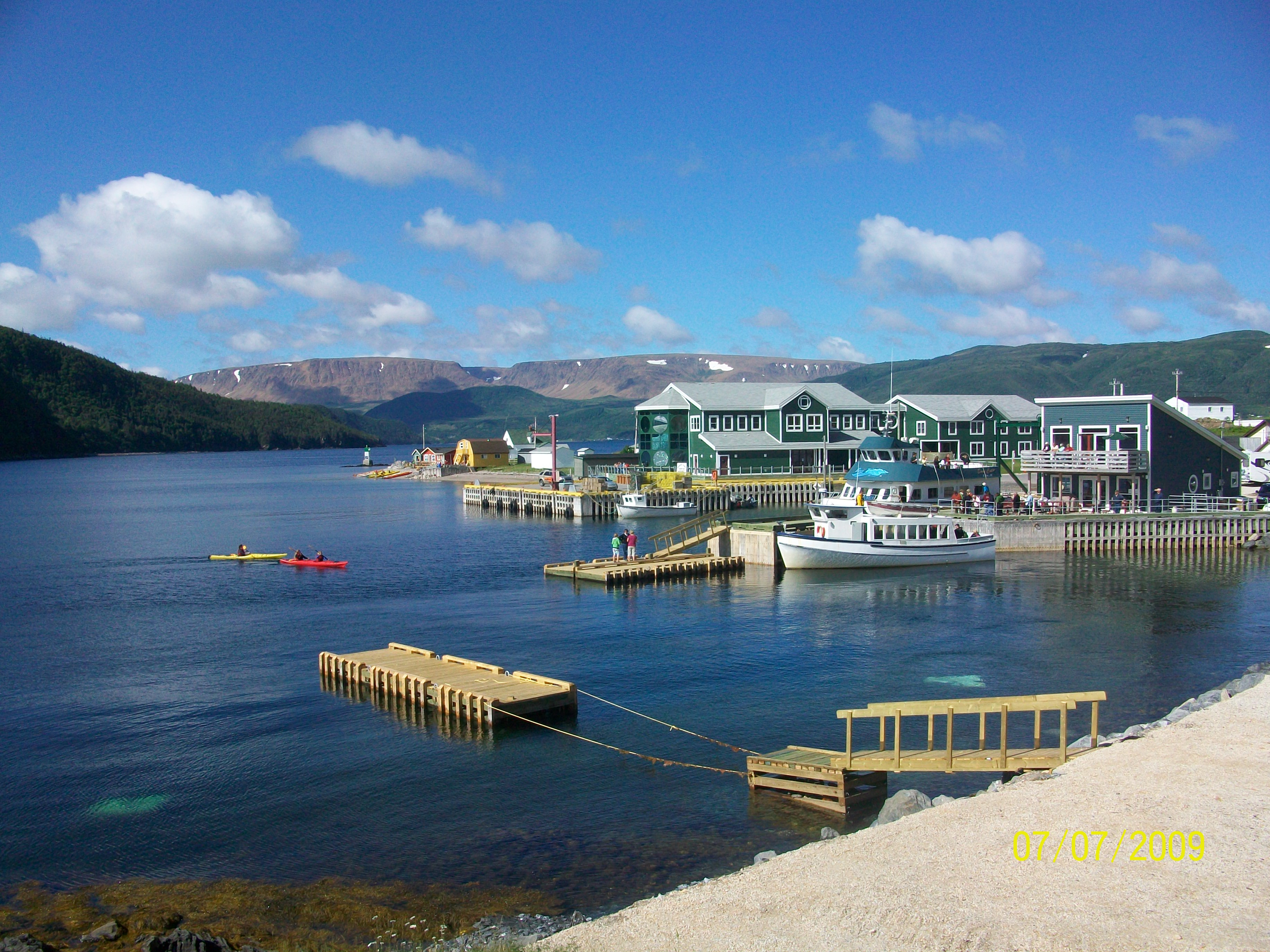 Come Join us on the Bonne Bay Boat Tours