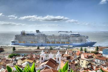 LAST MINUTE: 4 DAYS CRUISE FULL BOARD FROM FRANCE TO ITALY FOR 145 EUROS