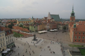 WARSAW: LONG WEEKEND : NON STOP RETURN FLIGHT + HOTEL 4 * (3 NIGHTS) FROM MANY EUROPEAN CONTRIES FROM 86 EUROS