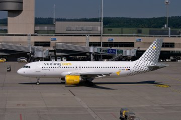 VUELING SALE: TICKETS FROM 10 EUROS EACH WAY