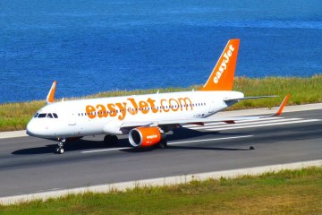 EASY JET: FLIGHT TICKETS FROM 7 EUROSOR 8 EUROS EACH WAY FROM SPAIN