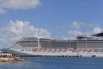12 DAYS CRUISE FULL BOARD FROM MARSEILLE  TO SPAIN AND  MARTINIQUE  FOR 233 EUROS P/P (PRICE DROP)