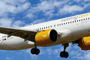 VUELING DRAWS 1500 EUROS IN AVIOS POINTS