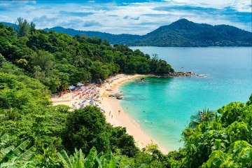 LAST MINUTE THAILAND: ROUNDTRIP FLIGHT FROM SWITZERLAND FOR 199 EUROS P/P