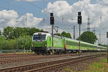 FLIX TRAIN SALE TICKETS FROM 4,99 EUROS EACH WAY