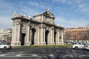MADRID AIRPORT:  HOTEL 4* (1 NIGHT)   FOR  11 EUROS  P/P