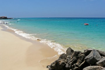 CAPE VERDE: ROUND TRIP FLIGHT  FROM GERMANY FOR 160 EUROS