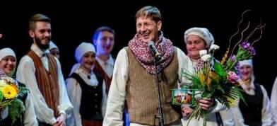 Horeografs i XVI Deju svātku virsvadeituojs Ilmārs Dreļs