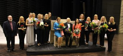 """JIRMV vargaņu klasis 25 godu jubilejis koncertizvadums """"Māras zemes ērģeļu gaisma"""""""