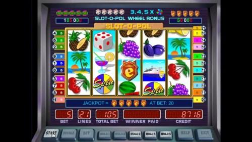 игровой автомат леди бонус