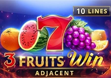 3 Fruits Win – tri ukusne voćkice donose sreću!