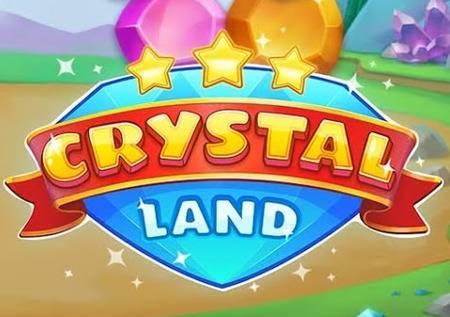 Crystal Land – grupišite 9 simbola u dobitak!