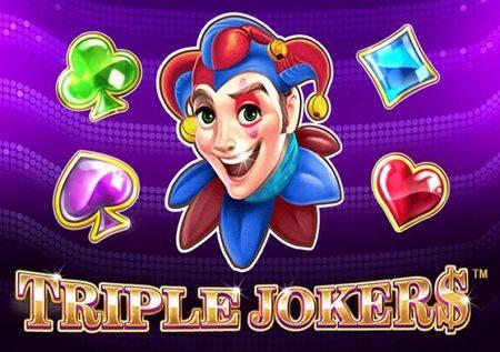Triple Jokers – vodi vas direktno u Las Vegas!