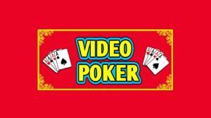 Video Poker, Online Casino Bonus
