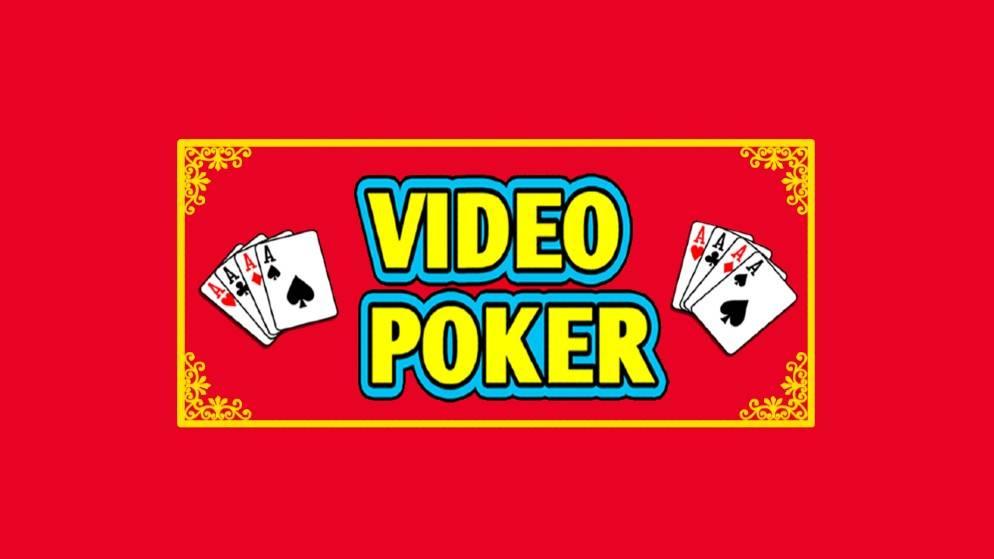 Video Poker – online verzija Pokera