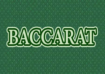 American Baccarat – Najbolja zabava na američki način!