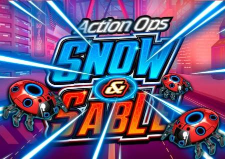 Action ops Snow and Sable – na tajnom zadatku