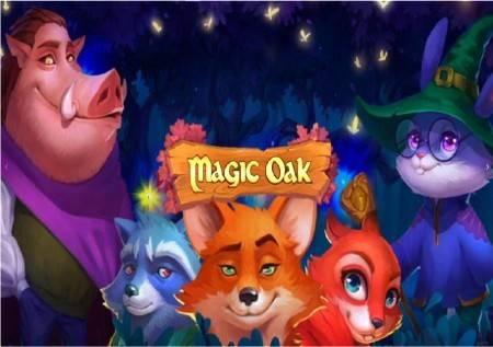 Magic Oak – ispod čarobnog hrasta džekpot vreba!