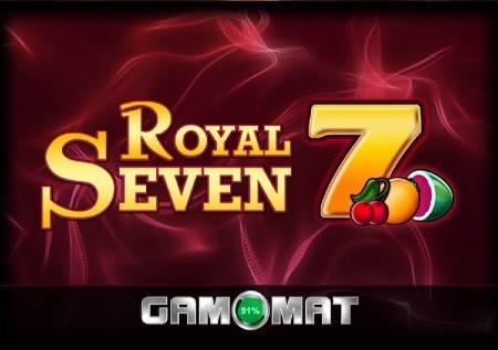 Royal Seven – kraljevski dobitak pred vama