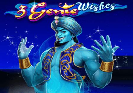 3 Genie Wishes – poželi svoje želje!