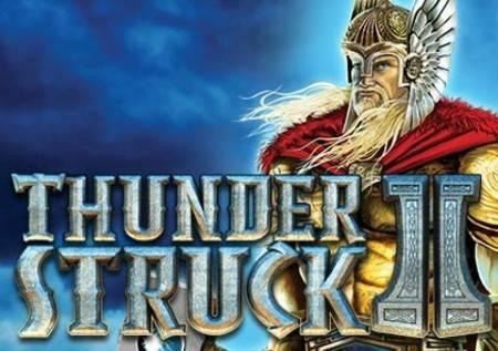 Thunderstruck 2 – koliko gromova, toliko dobitaka!