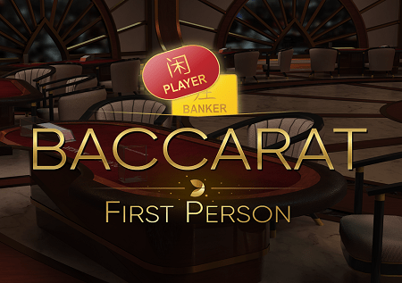 FIRST PERSON BACCARAT – francuski dizajn igre na sreću!