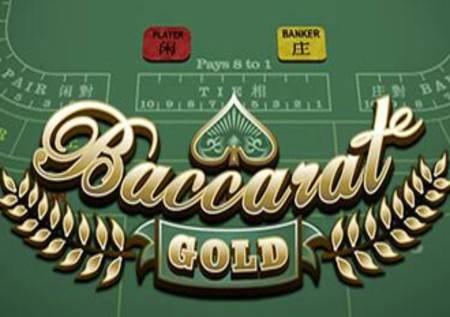 Baccarat Gold – igra sa zlatnim novitetima!